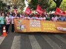 Servidores Federais de todos país realizam ato público no Ministério do Planejamento e STF