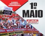 1° de Maio: somente na luta unificada será possível derrotar os ataques do governo golpista!