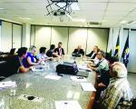 Relatório da audiência com a presidência do INSS