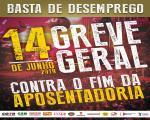 Contra o fim das aposentadorias, centrais sindicais definem Greve Geral para o dia 14 de junho!